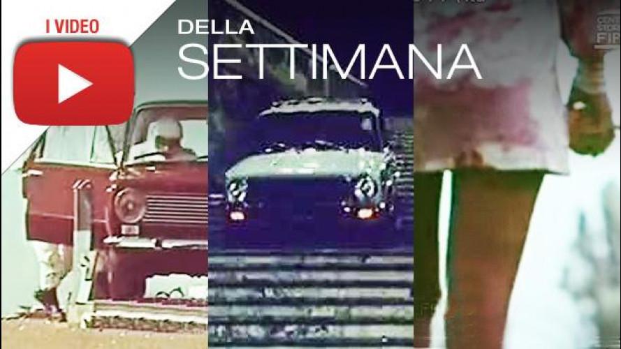 Fiat 124, gli imperdibili spot dal passato [VIDEO]