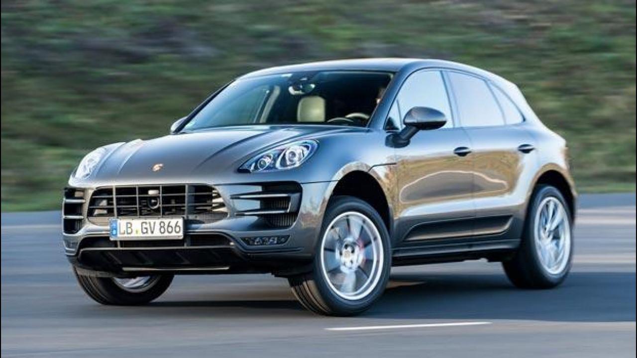 [Copertina] - Porsche Macan, non chiamatela baby Cayenne