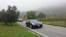 Porsche Panamera S E-Hybrid, la prova dei 4,6 l/100 km