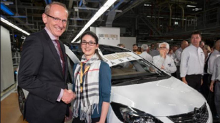 GM: 500 milioni di auto prodotte dal 1908