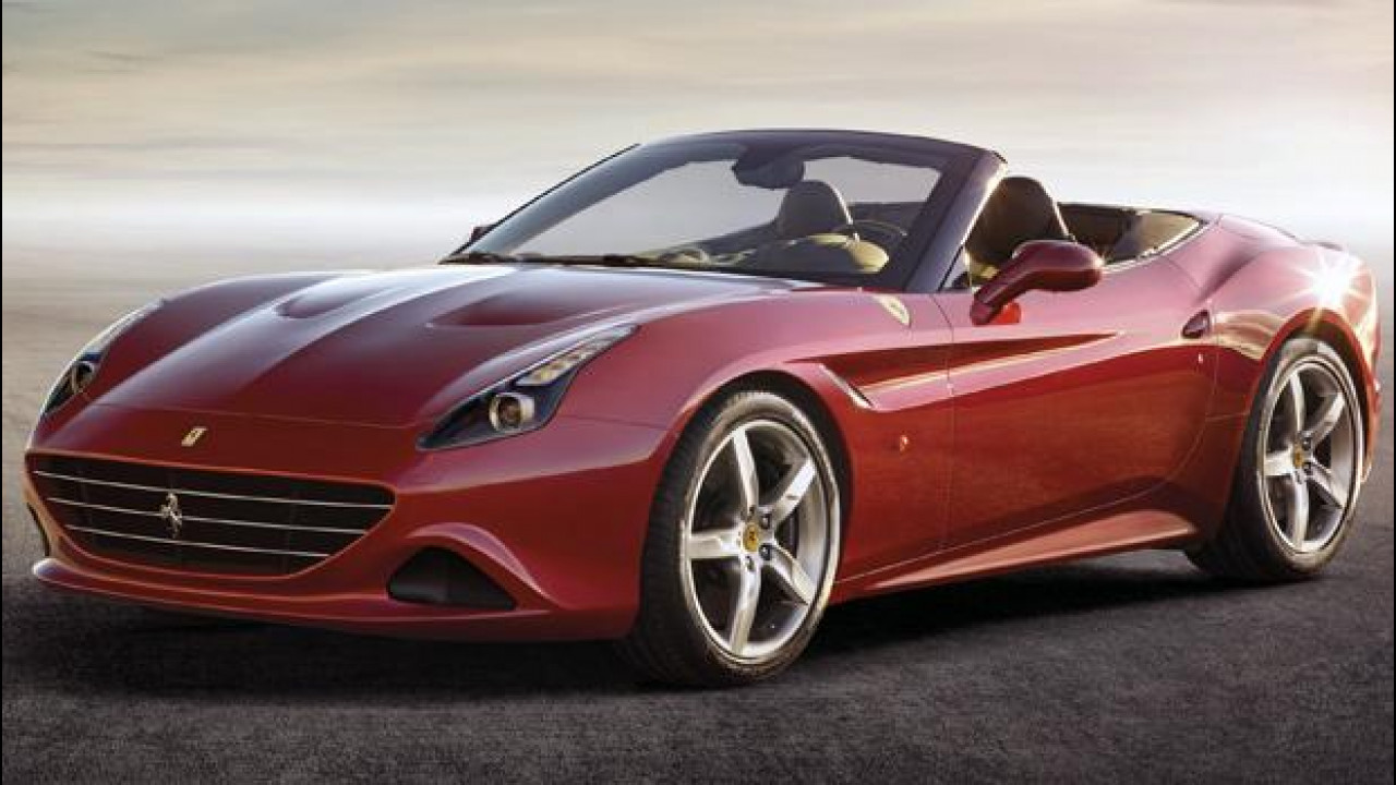 [Copertina] - Ferrari California T, bentornato turbo