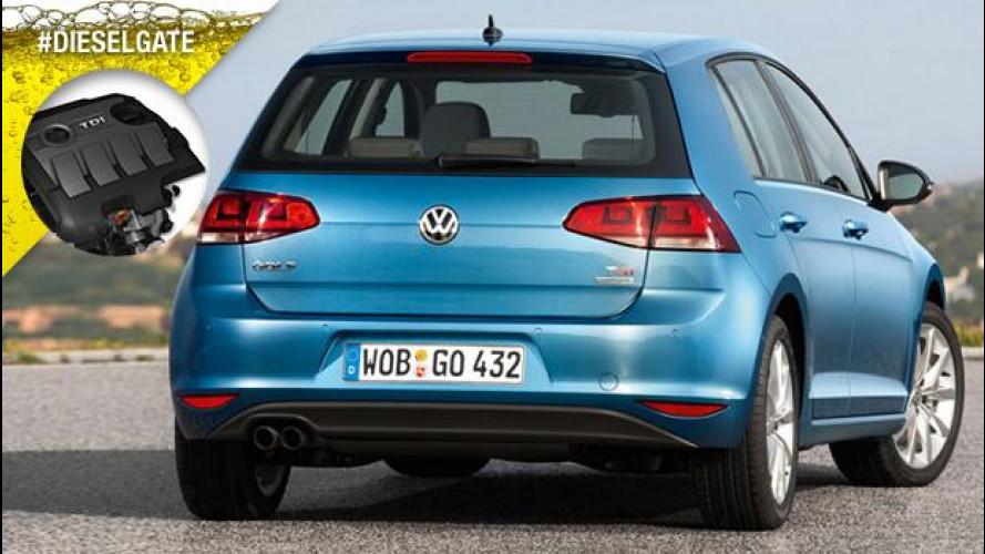 Volkswagen, tutti modelli con problemi di CO2