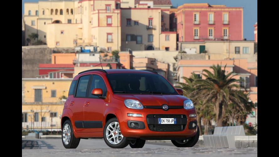 Fiat Panda è ancora l'auto aziendale più diffusa in Italia