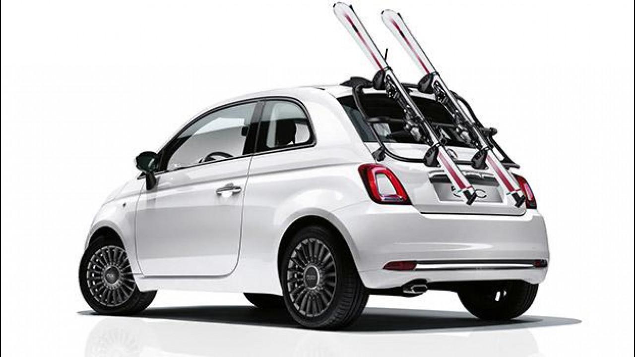 [Copertina] - Fiat Nuova 500, speciale con Mopar