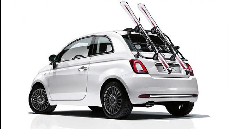 Fiat Nuova 500, speciale con Mopar