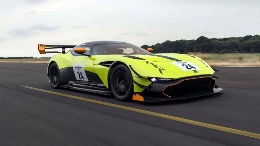 Aston Martin Vulcan AMR Pro, una forza