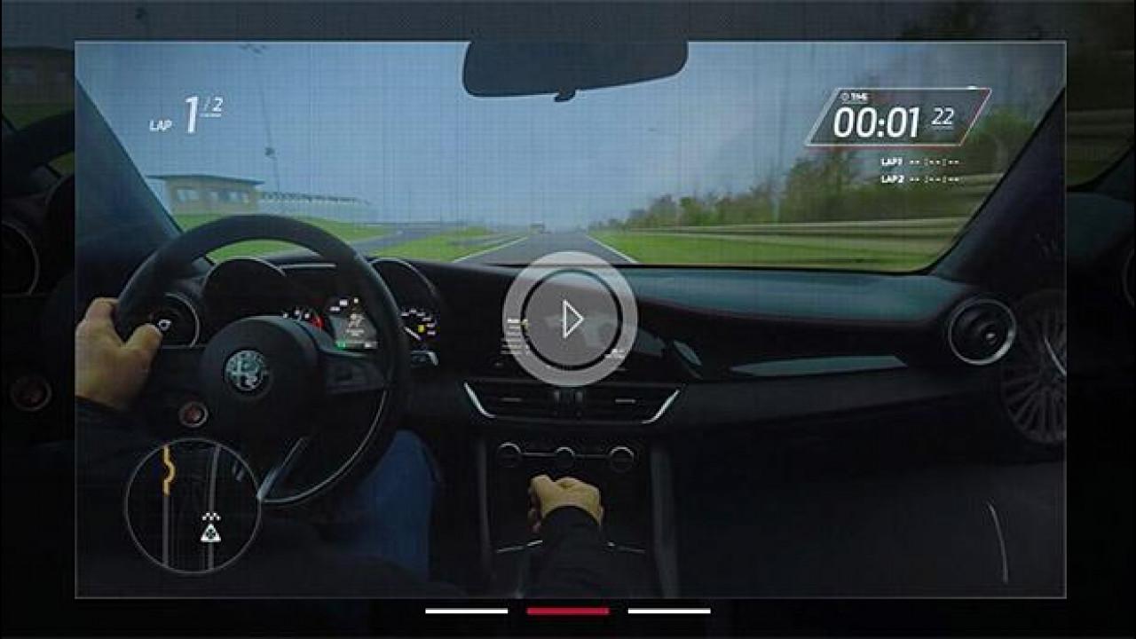 [Copertina] - Alfa Romeo Giulia Quadrifoglio, benvenuti a bordo [VIDEO]