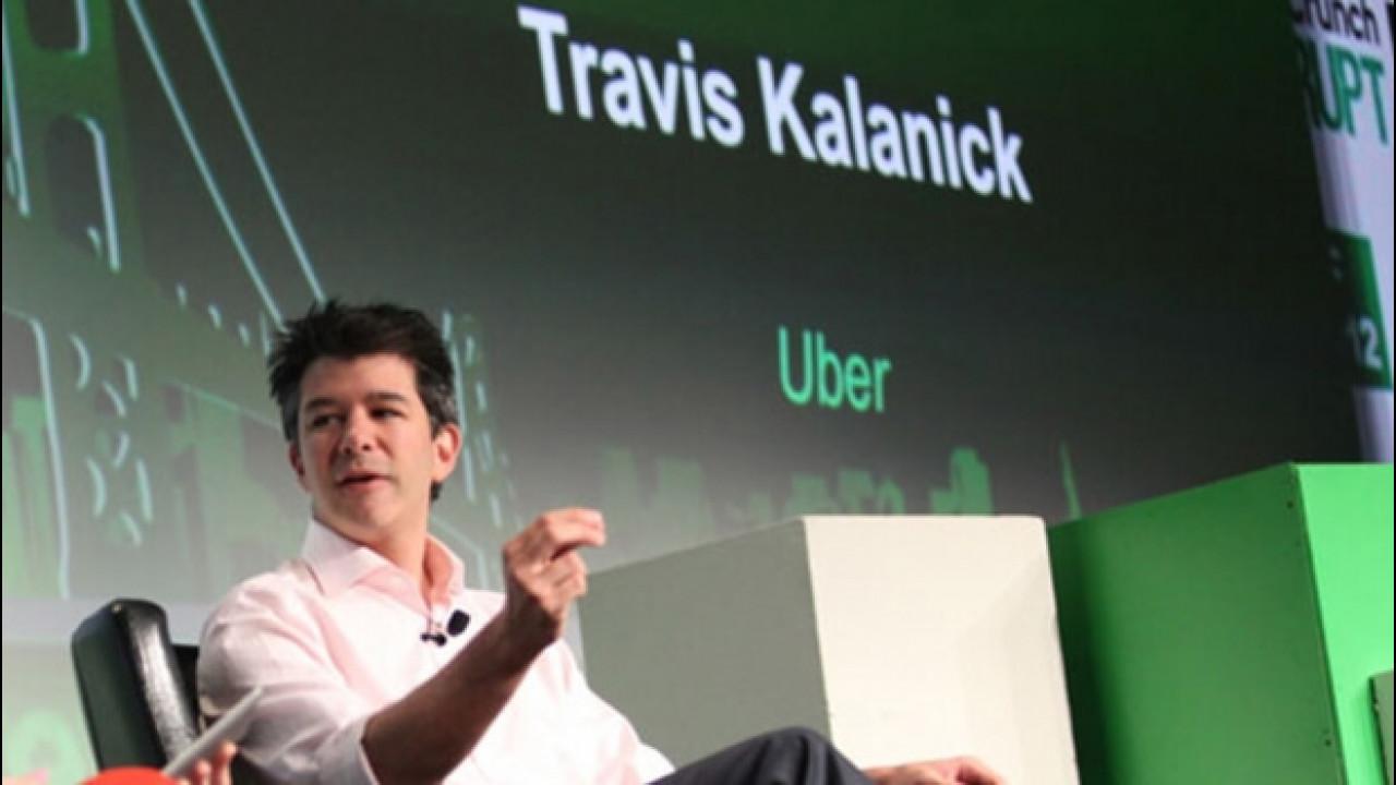 [Copertina] - Uber, si dimette l'ad Travis Kalanick