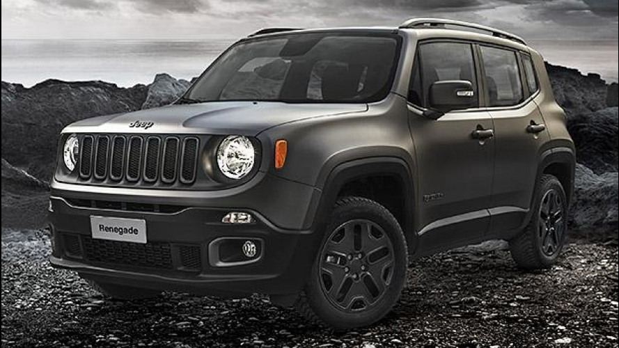"Salone di Francoforte, Jeep Renegade e Cherokee ""Night Eagle"""
