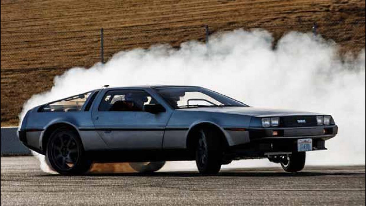 [Copertina] - Negli USA la DeLorean è pronta a tornare in vita