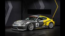 Porsche Cayman GT4 Clubsport, pista cercasi