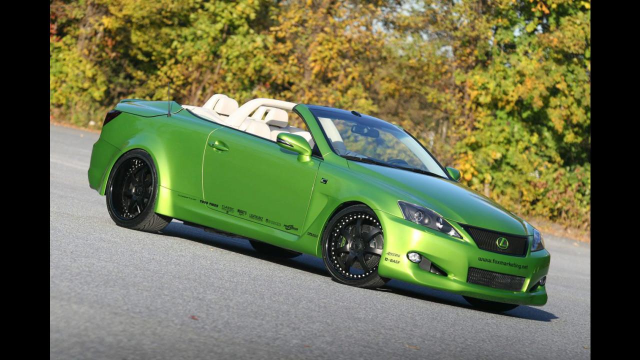 Lexus IS 350C by Fox Marketing