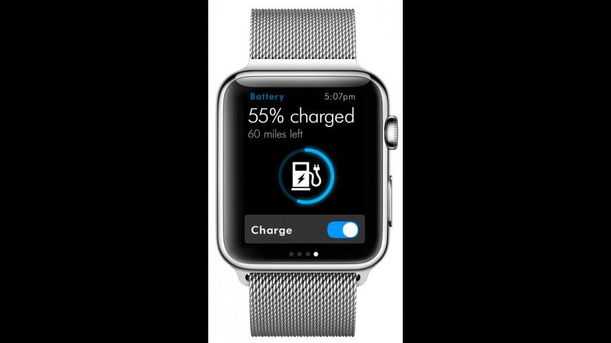 Volkswagen, negli USA c'è già l'app per l'Apple Watch