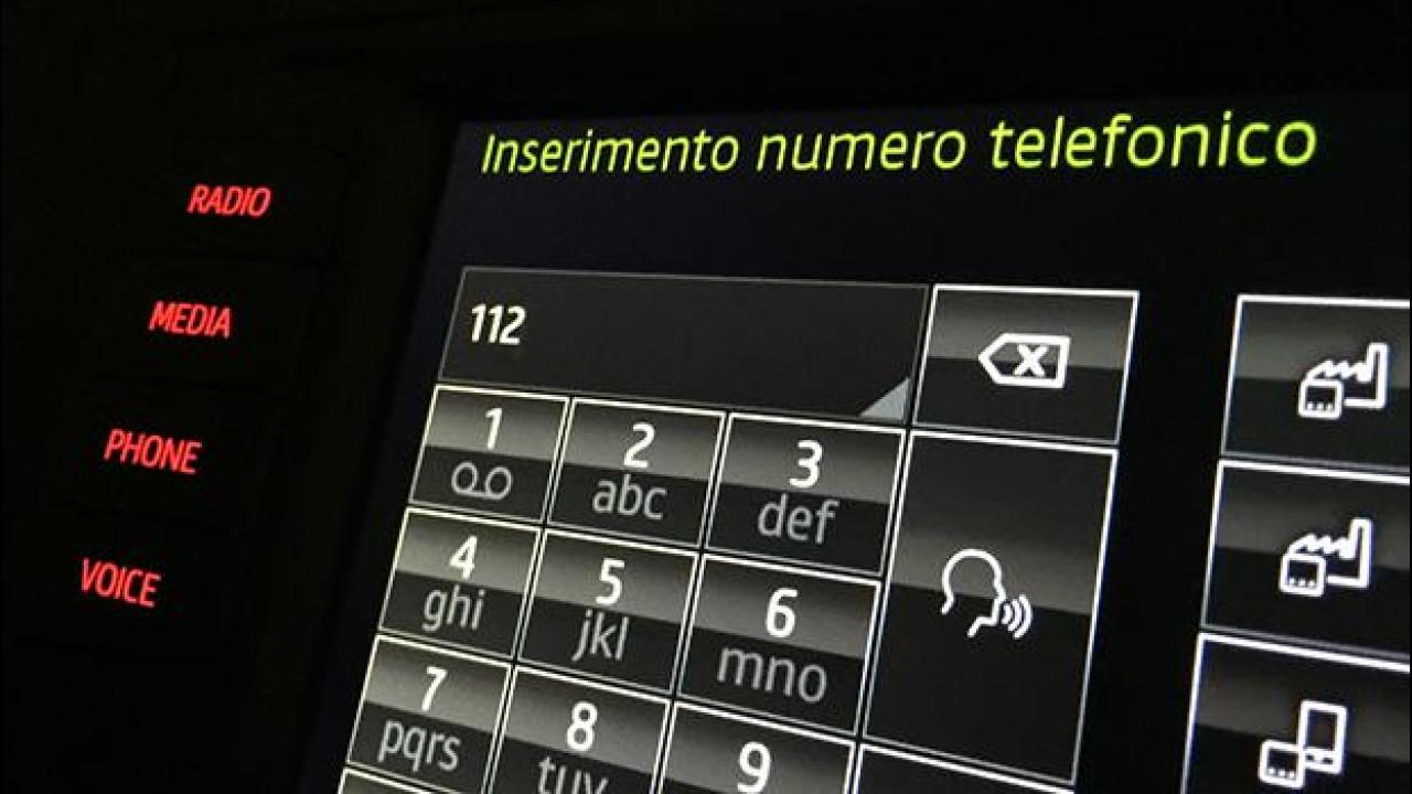 [Copertina] - Il numero unico 112 arriva a Roma e nel Lazio