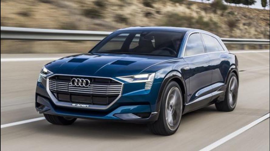 Audi, fino al 2025 viaggeremo così