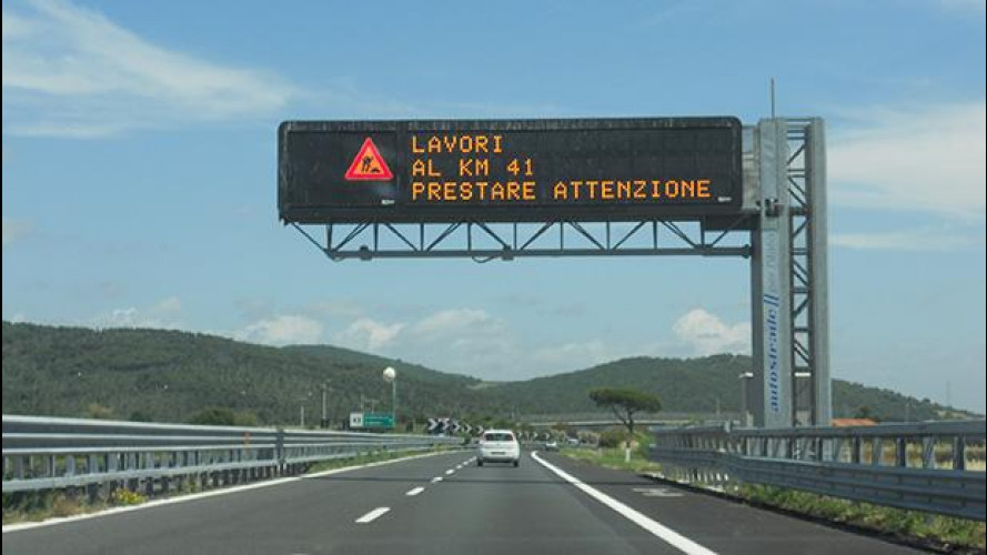 Tutor: è guerra sul brevetto tra Craft e Autostrade per l'Italia