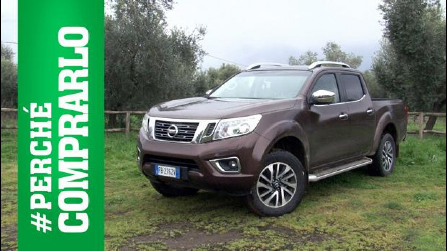 Nissan Navara 190 CV, il perché comprarlo di OmniFurgone.it [VIDEO]