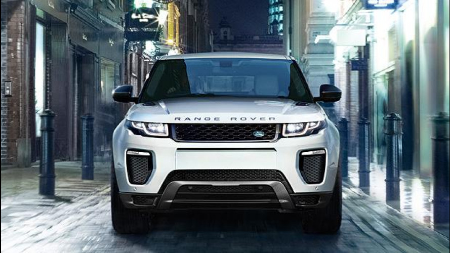 Range Rover Evoque, il successo continua