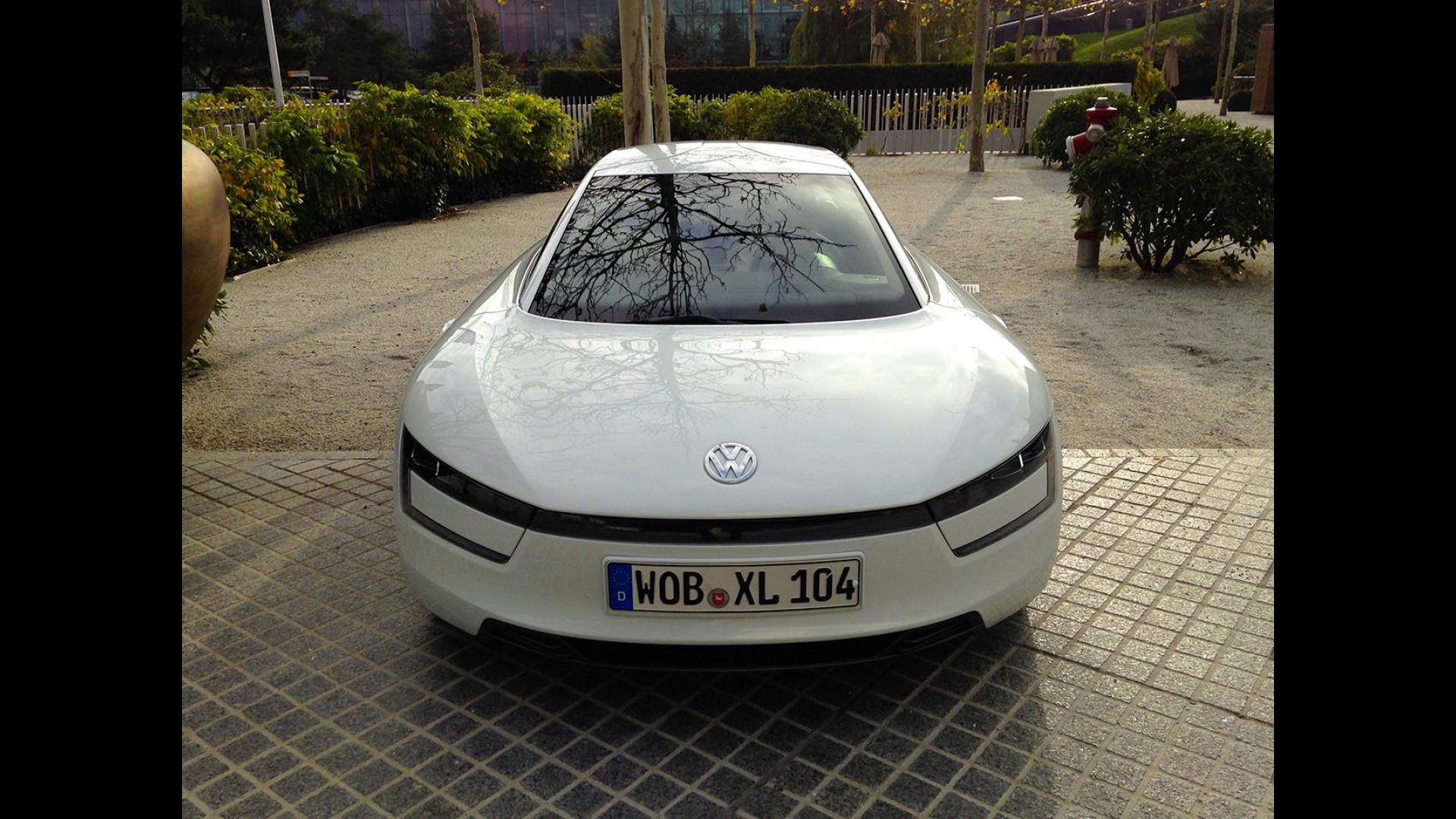 Volkswagen Xl1 Cosa Significa Guidare Una Supercar Al Contrario