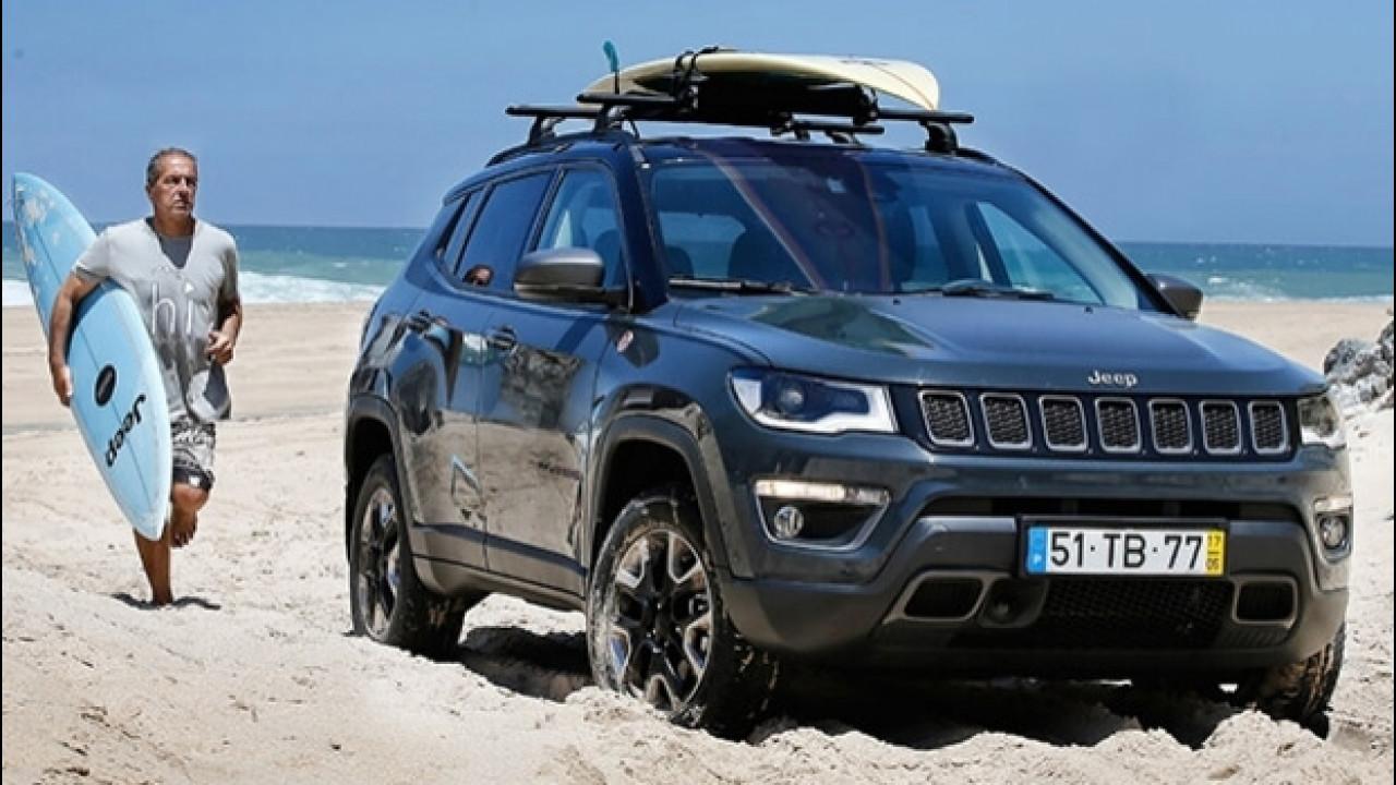 [Copertina] - Jeep Compass, le personalizzazioni e i servizi Mopar