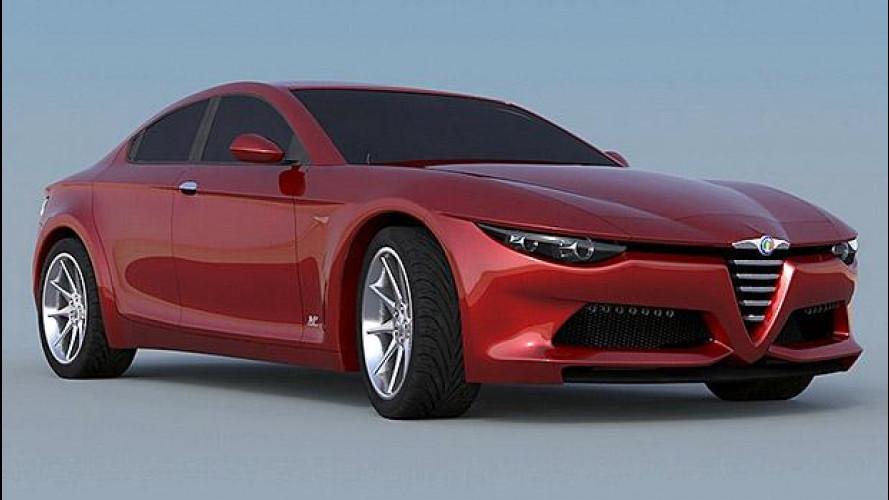 Alfa Romeo Giulia, i mille volti della passione