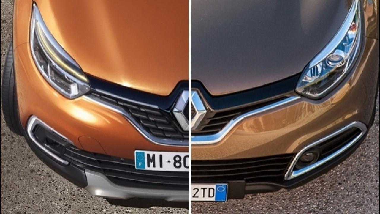 [Copertina] - Renault Captur restyling, le novità in 10 punti