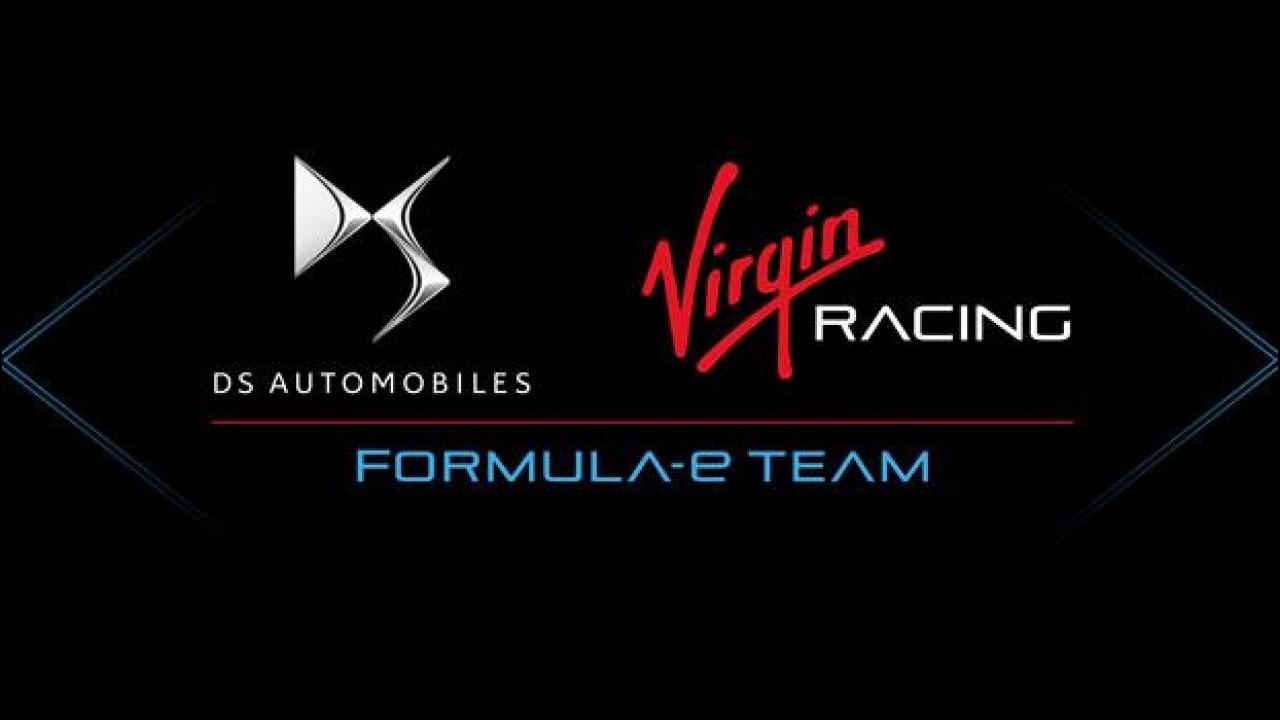 [Copertina] - DS e Virgin, insieme in Formula E