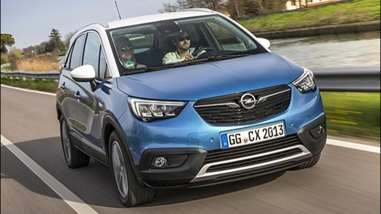 [Copertina] - Opel Crossland X, il crossover piccolo e spazioso