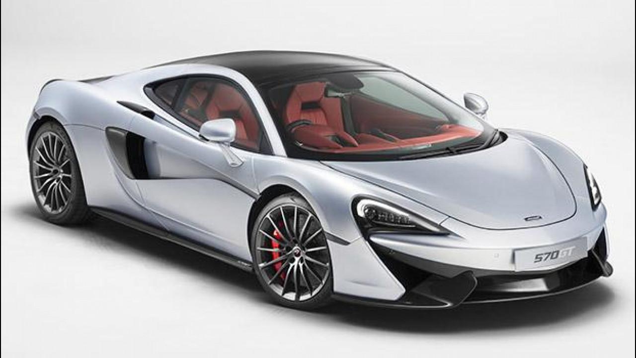 [Copertina] - McLaren 570GT, si ammorbidisce senza rammollirsi