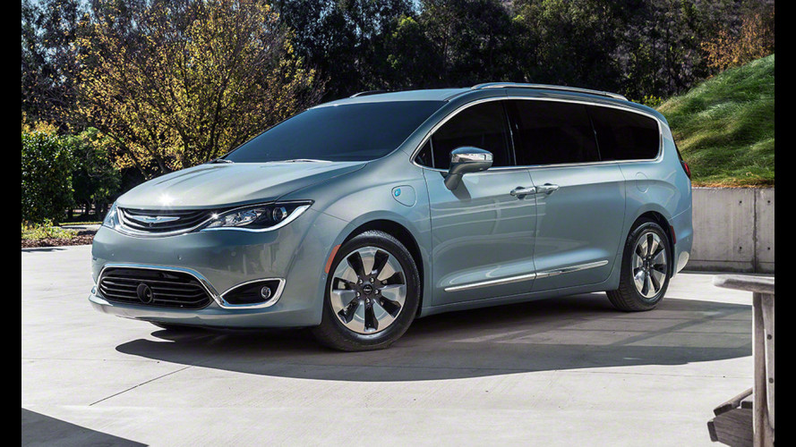 Chrysler Pacifica, a Detroit ritorna la grande monovolume [VIDEO]