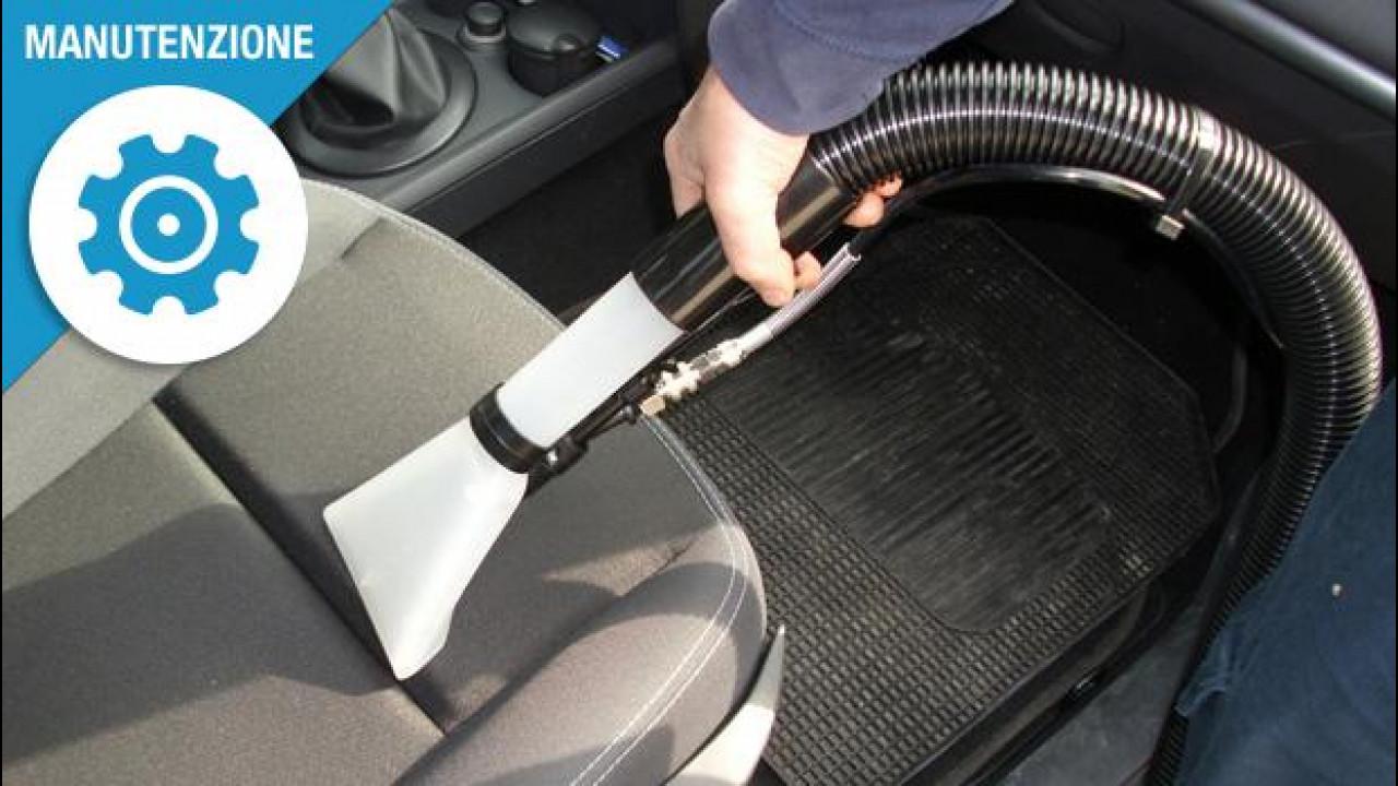 [Copertina] - Come pulire l'abitacolo dell'auto, cinque