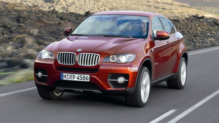 BMW X4 Back on the Table Following X6 Success