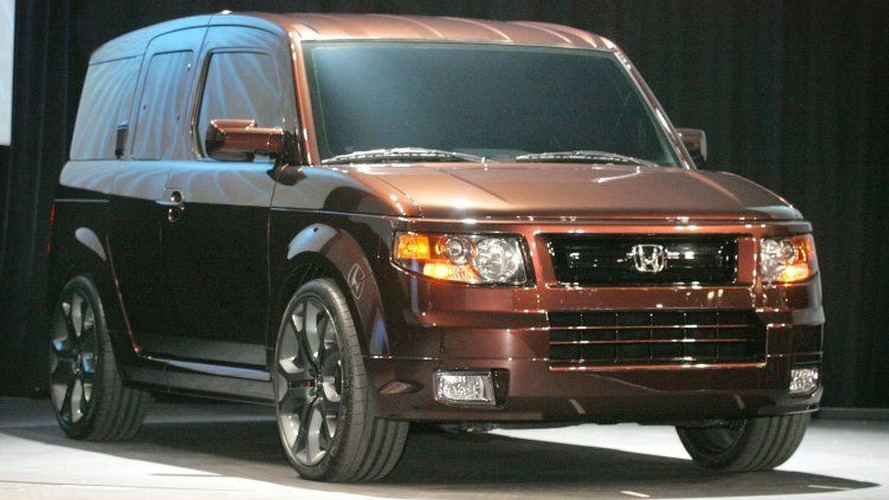 Honda Element SC Prototype 2017