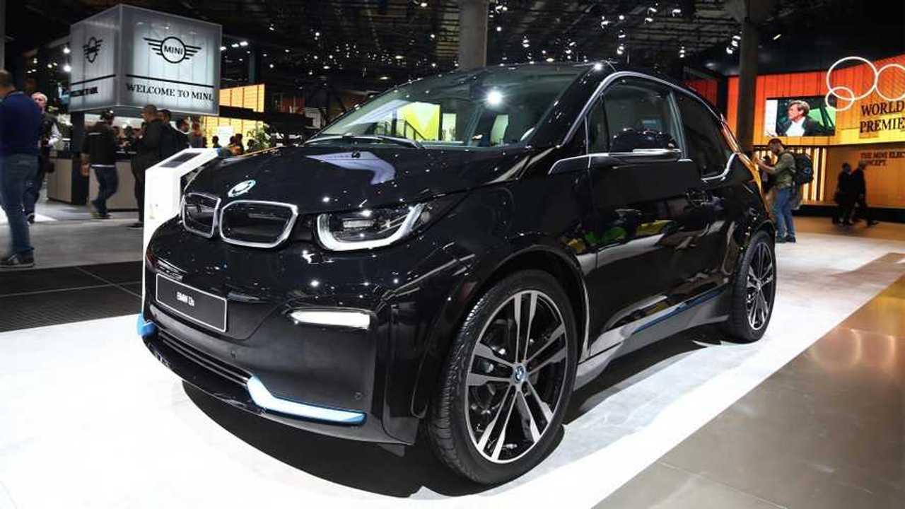BMW i3s Makes World Debut In Frankfurt