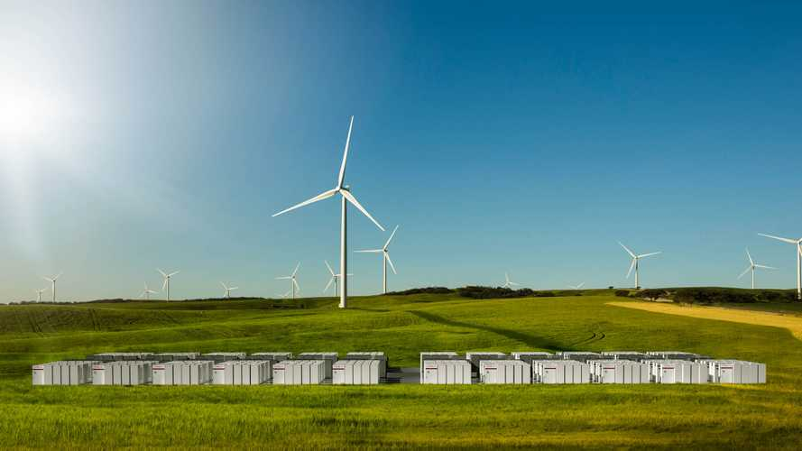 Huge Tesla Energy Storage Plus Wind Farm Equals Stabilized Power For Australia - Video