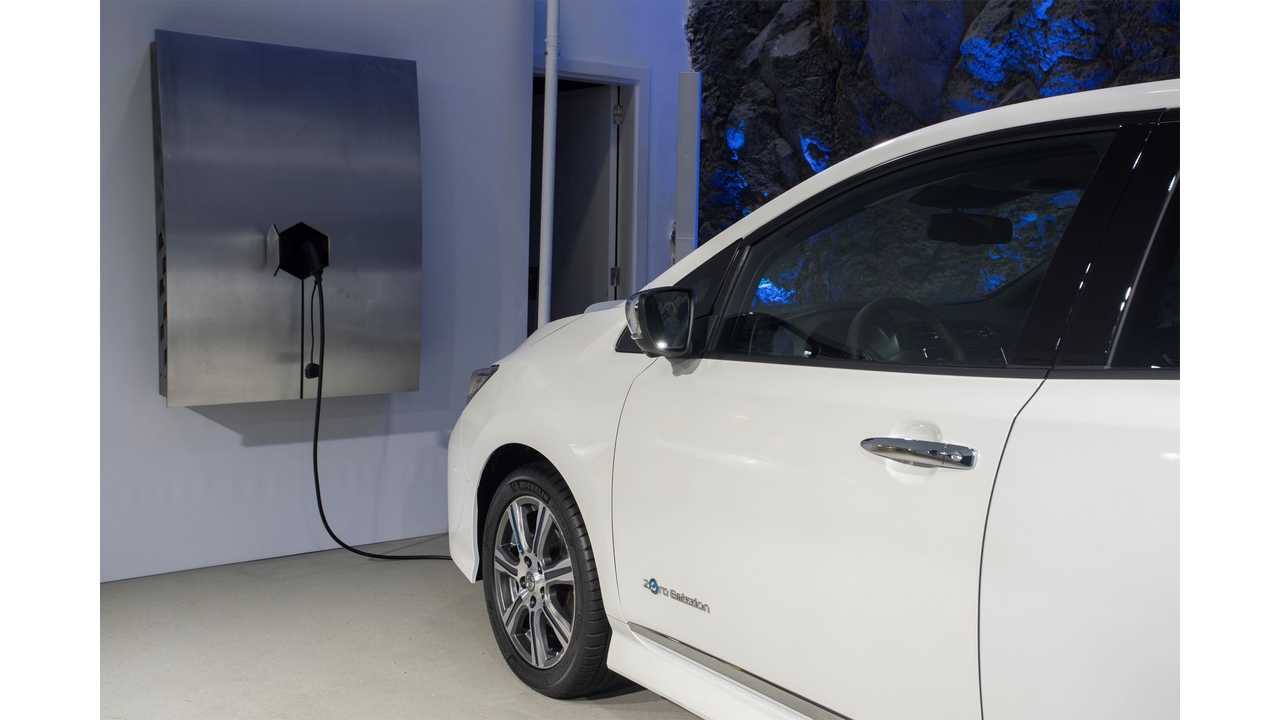 Nissan Joins Forces With E.ON For V2G And Renewable Energy