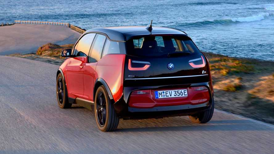 2018 BMW i3s First Drive