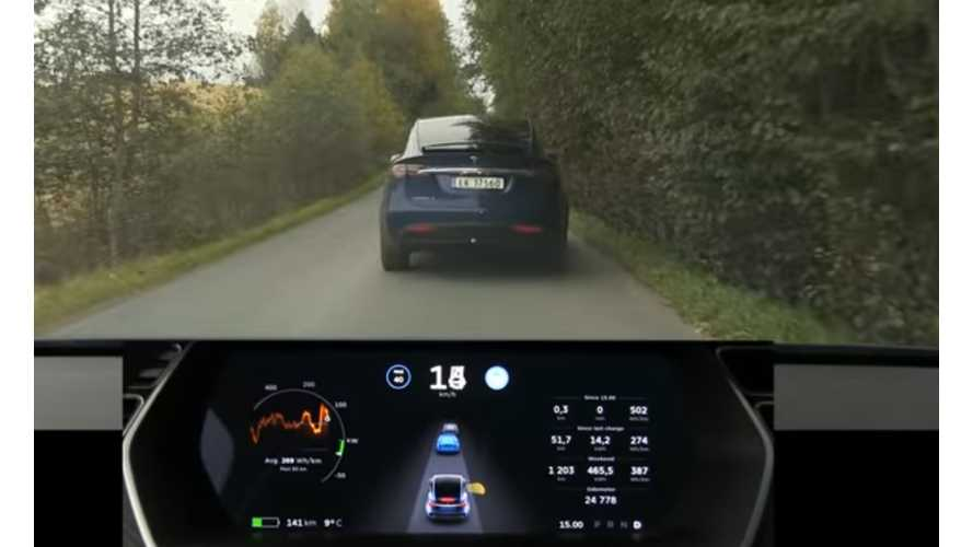 """Elon Musk: Autopilot 2.0 To Have Most Of Its Features Enabled By """"End Of Next Week"""""""