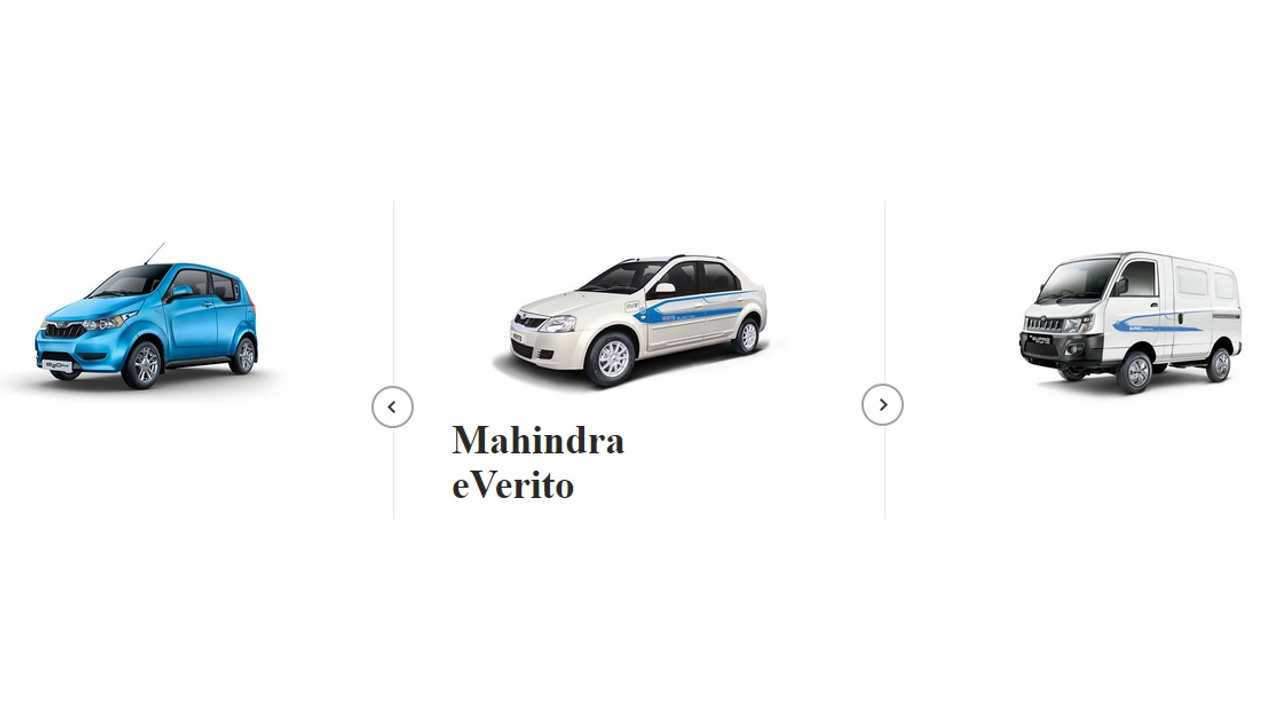 Uber Will Partner With Mahindra To Deploy Electric Cars In India