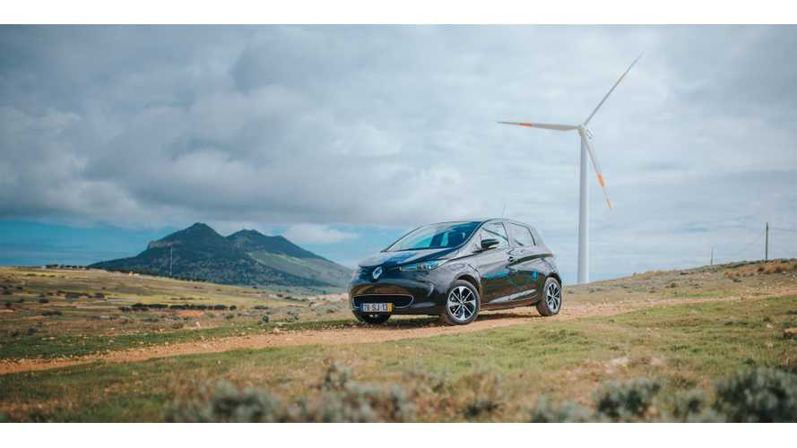 Renault Envisions Smart Island With EVs, V2G, ESS & More