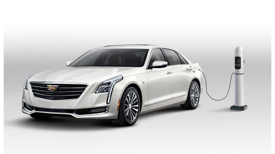 Cadillac CT6 Shows Signs Of Life In Booming Chinese Market