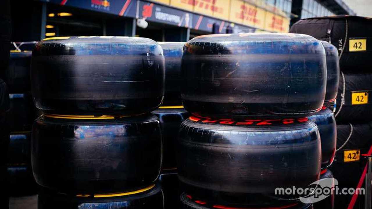 Pirelli tyres at Australian GP 2019