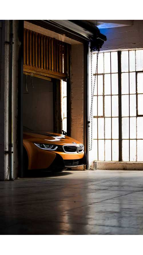 Final BMW i8 Roadster Teasers Before Today's Big Reveal