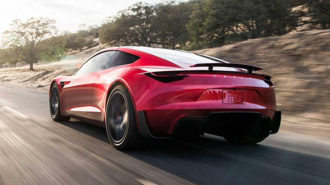 Watch New Tesla Roadster Accelerate 0-60 MPH in 1.9 Seconds In Max Plaid Mode - Videos