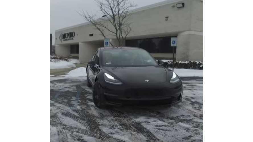 Teardown Expert Test Drives Tesla Model 3, No Longer Compares It To 90s Kia - Video