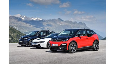 BMW I3 Battery Upgrade >> Upcoming BMW i3 120Ah Rumored To Go 350 KM (217 Miles) Per ...