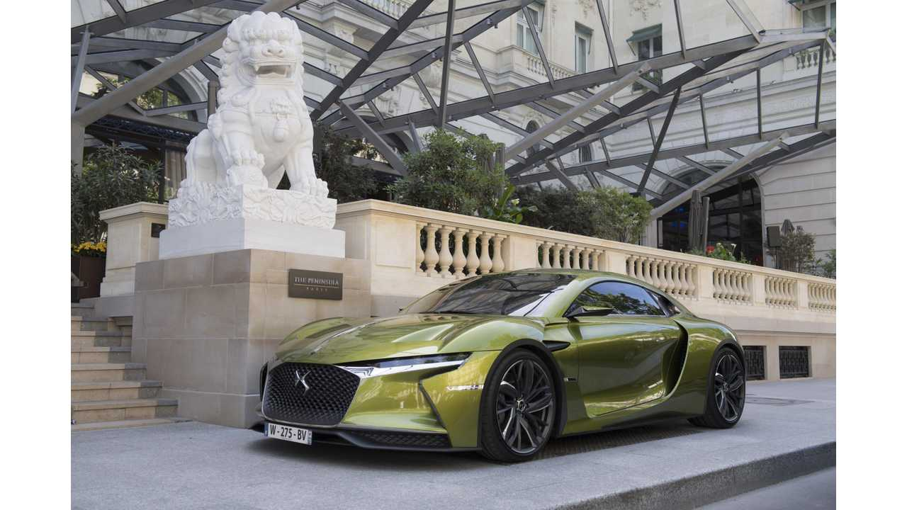 All Future DS Models From 2025 Will Be Electrified