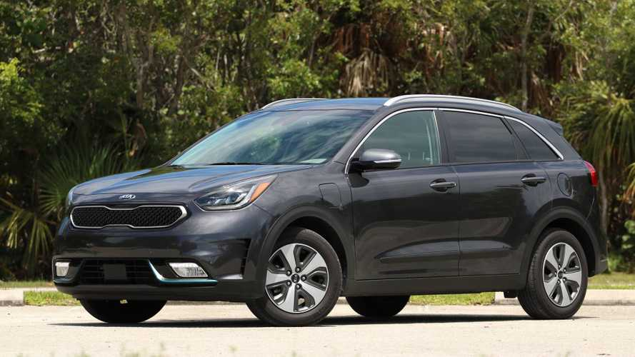 2018 Kia Niro PHEV Test Drive Review: Electrified Simplicity