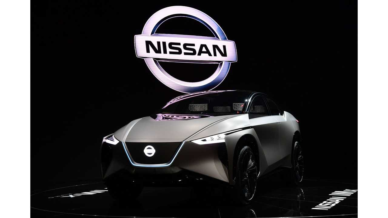 Nissan Rumored To Target $45,000 Price For 220-Mile Electric SUV