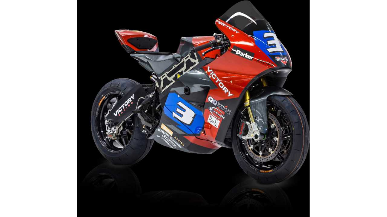 Victory to Race Isle of Man with Rebranded Brammo Empulse RR (w/video)
